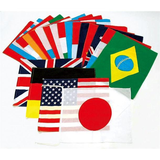 万国旗40【TOEI LIGHT】トーエイライト運動会用品(B6339)*00