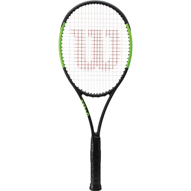 BLADE 98L【WILSON】ウィルソン硬式テニスラケット(WRT7336102)*20