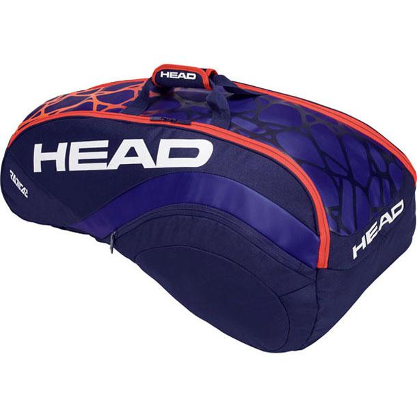 ラジカル 9R スーパーコンビ【HEAD】ヘッドボストンバッグ・ダッフルバッグ(283358)*21