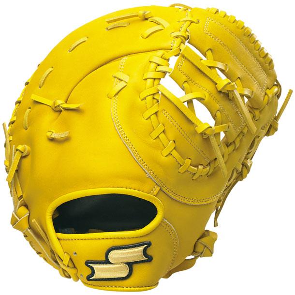 軟式スーパーソフト一塁手用【SSK】エスエスケイ軟式野球ミット(SSF833F)*21