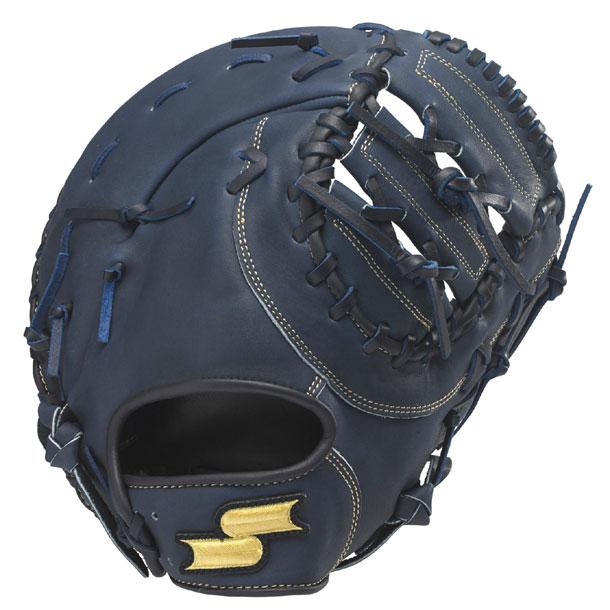 軟式スーパーソフト一塁手用【SSK】エスエスケイ軟式野球ミット(SSF833F)*20