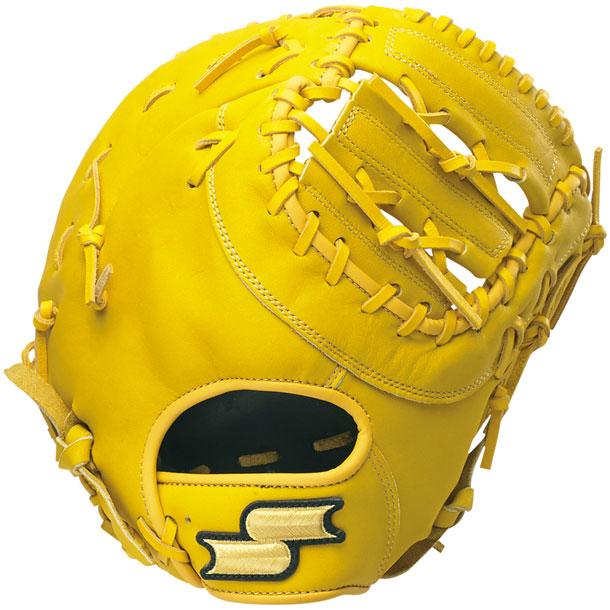 少年軟式スーパーソフト一塁手用【SSK】エスエスケイ少年軟式野球ミット(SSJF183F)*20