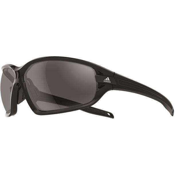 サイクル サングラス evil eye evo Sサイズ シャイニーブラック×グレイ【adidas】アディダス マルチSPサングラス(A419016058)*30