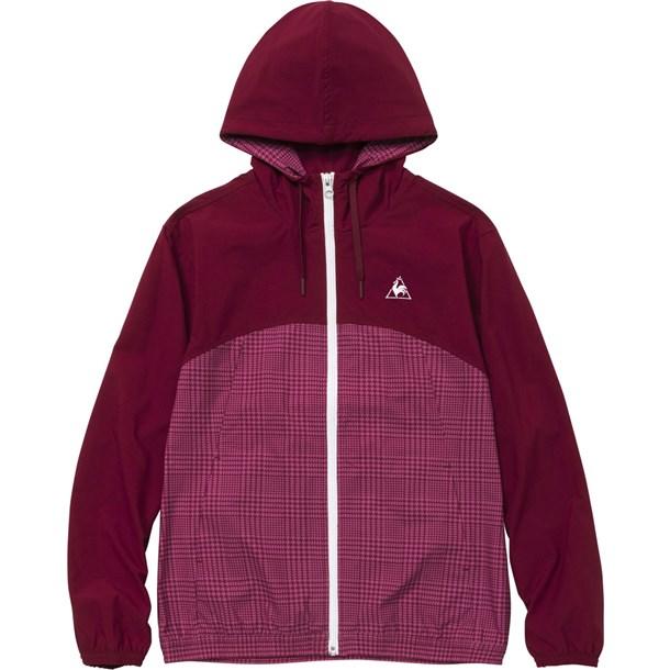 ウィンドジャケット【lecoqsportif】ルコックマルチSPウインドシャツ W(qmwojk00-rbg)*21