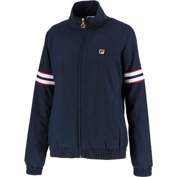93 ウインドアップジャケット【fila】フィラテニスウインドシャツ W(vl1990-20)*11