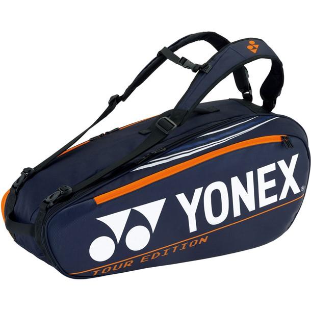 ラケットバッグ6【Yonex】ヨネックステニスラケットバッグ(bag2002r-554)*20