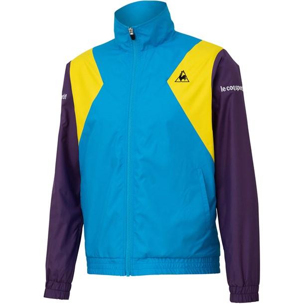ライトコンプレッションジャケット【lecoqsportif】ルコックテニスウィンドジャケット(qtmojk00-swb)*21