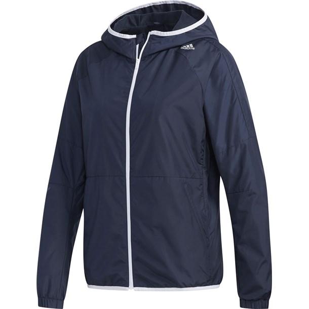 93 WWフードJKT【adidas】アディダスマルチSPウインドシャツ W(fyb78-ed3840)*21
