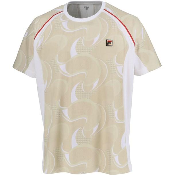 93 ゲームシャツ【fila】フィラテニスゲームシャツ M(vm5434-34)*11
