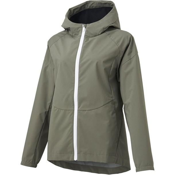 2.5レイヤーフーデッドジャケット【descente】デサントマルチSPトレーニングシャツ W(dmwpjc30z-kh)*20