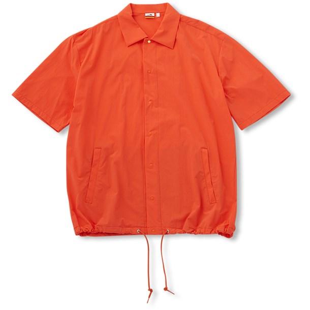 オーバーシャツ【ellesse】エレッセカジュアルハンソデTシャツ(eh50104-or)*20