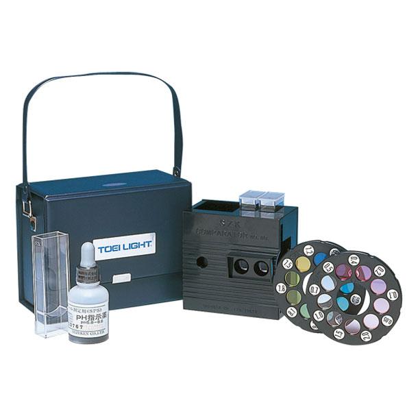 DPD残留塩素PH測定器1【TOEI LIGHT】トーエイライトスイエイキグ(B4260)*00