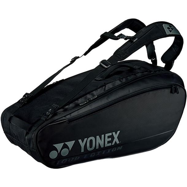 ラケットバッグ6【Yonex】ヨネックステニスラケットバッグ(bag2002r-007)*20