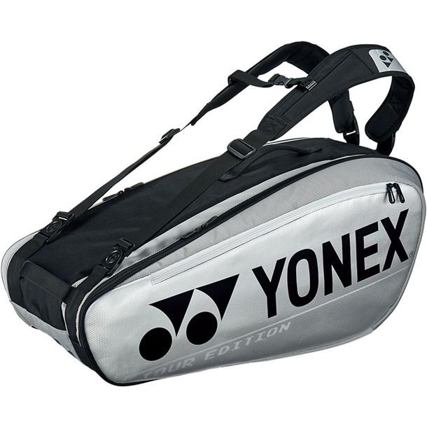ラケットバッグ6【Yonex】ヨネックステニスラケットバッグ(bag2002r-017)*20