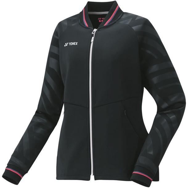 ウィメンズニットウォームアップシャツ【Yonex】ヨネックステニストレーニングシャツ W(57050-007)*20