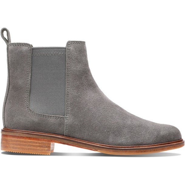 CLARKDALE ARLO GY SUEDE【clarks】クラークスカジュアルシューズ(26136721)*00