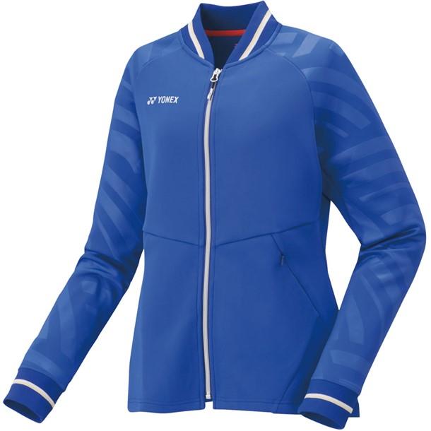 ウィメンズニットウォームアップシャツ【Yonex】ヨネックステニストレーニングシャツ W(57050-112)*20