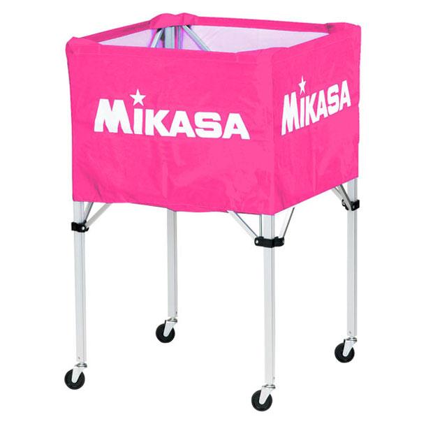 ワンタッチ式ボールカゴ(フレーム・幕体・キャリーケース3点セット)【MIKASA】ミカサガッコウキキグッズソノタ(BCSPH-P)*20