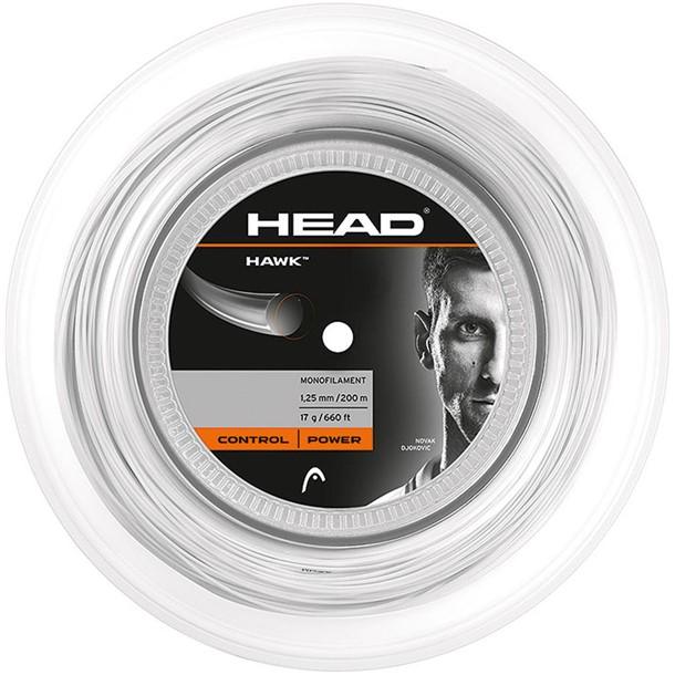 HAWK 200M REEL【head】ヘッドテニスコウシキ ガツト(281113-wh)*00
