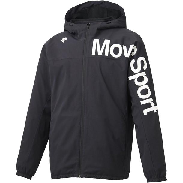 HEATNAVI SOLOTEX フルシ【descente】デサントマルチSPトレーニングシャツ M(dmmqjf30-bk)*20