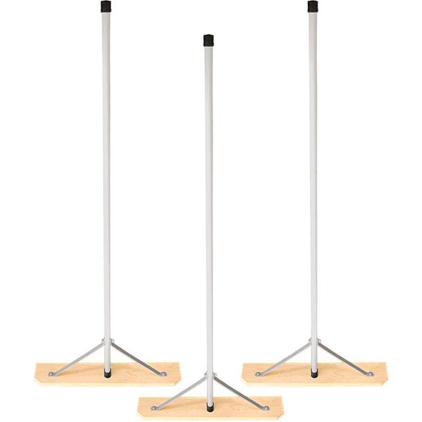 【代引き・返品不可】野球 グラウンド整備 木製レーキ プレート 65 cm幅 3 本【Unix】ユニックスヤキュウソフトグッズソノタ(BX7871)*00