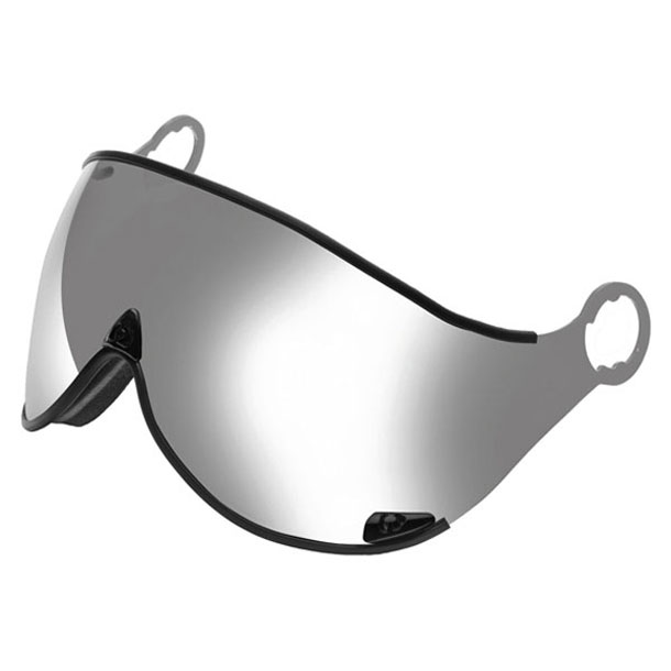 AP VISOR GREY MIRRORCPC1539【Evernew】エバニュースキーヘルメット(CPC1539)*20