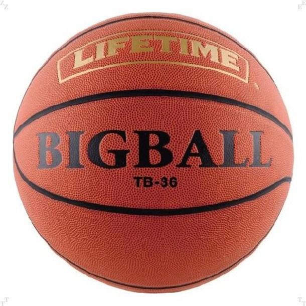 バスケットボールBIG BALL【LIFETIME】ライフタイムバスケットキョウギボール(tb36)*12