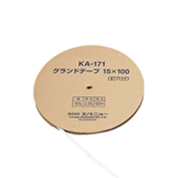 グランドテープ 15 x 100【Evernew】エバニューガッコウキキグッズソノタ(EKA171)*00