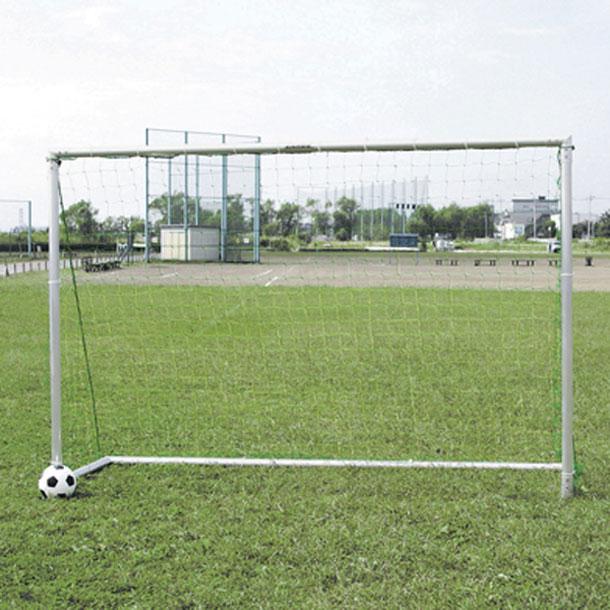 ミニサッカーゴールオールアルミ【Evernew】エバニューサッカーゴール(EKE751)*06