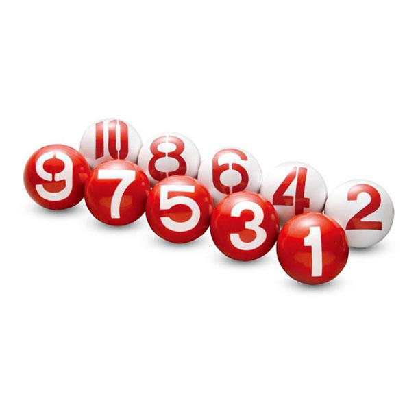 3面ボール(10個組)【HATACHI】ハタチリクレーションキョウギボール(GH3010)*12