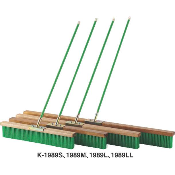 PVCコートブラシ120【KANEYA】カネヤテニスキグ(K1989M)*19