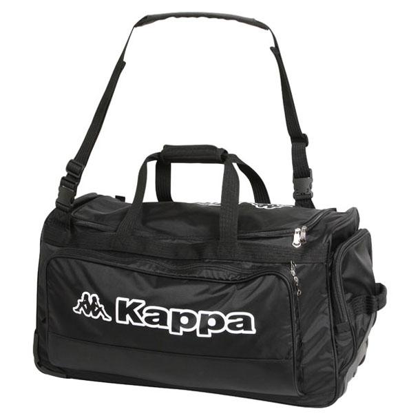 キャスター付キバッグ(約80L)【Kappa】カッパサッカーバッグ(KF418BA30-BK1)*20