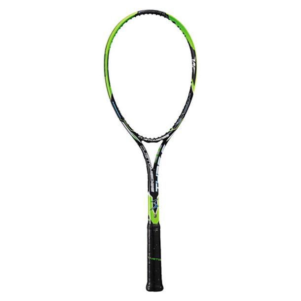 カスタムエッジ タイプ S【GOSEN】ゴーセンテニスラケット ナンシキ(SRCETS-BG)*20