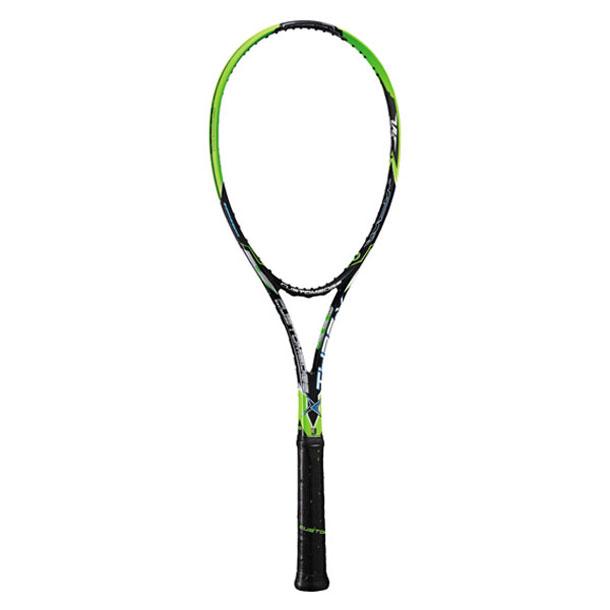カスタムエッジ タイプ X【GOSEN】ゴーセンテニスラケット ナンシキ(SRCETX-BG)*20