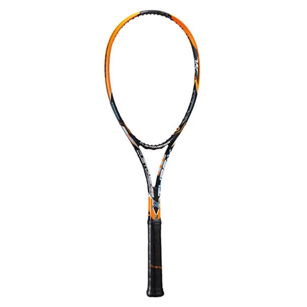 カスタムエッジ タイプ X【GOSEN】ゴーセンテニスラケット ナンシキ(SRCETX-SO)*20