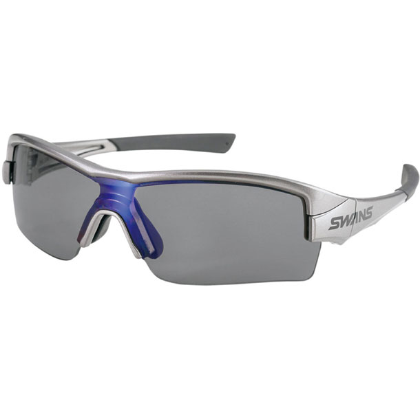 STRIX・H (偏光レンズ) GMR×スモーク【SWANS】スワンズマルチSPサングラス(STRIXH0151-GMR)*20