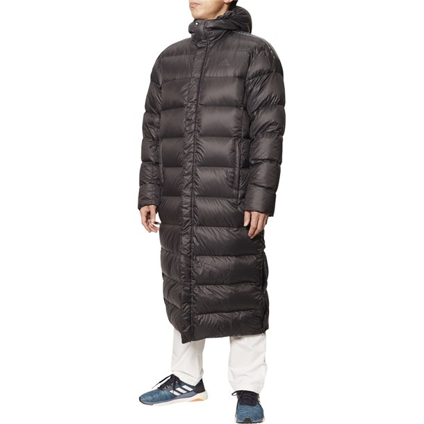 83 UNISEX DOWN LNG COAT【adidas】アディダスアウトドアダウンコート(eyv01-cz0620)*20