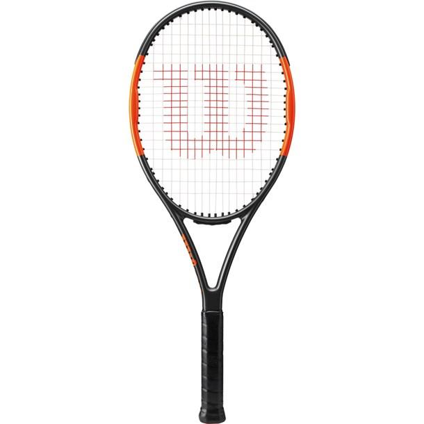 BURN 100 TEAM TNS FRM 2【Wilson】ウィルソンテニスラケット コウシキ(wrt7347102)*20