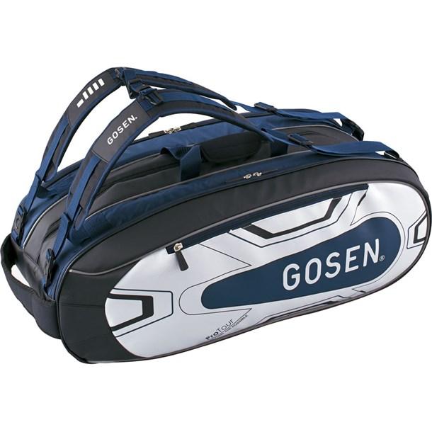 ラケットバッグ PROTOUR【GOSEN】ゴーセンテニスラケットバッグ(ba18prtg-17)*20