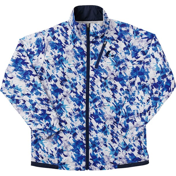 レディース ウィンドウォ-マーシャツ BL【LUCENT】ルーセントテニスウィンドジャケット(xlw6357)*19