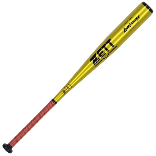 コウシキアルミバット ZETTPOWER2ND【ZETT】ゼットヤキュウソフトバットコウシキアルミ(bat1854a-5300)*23