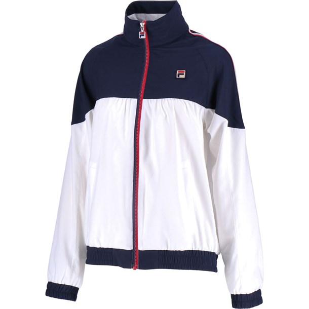 91 ウインドアップジャケット【fila】フィラテニスウインドシャツ W(vl1910-20)*09
