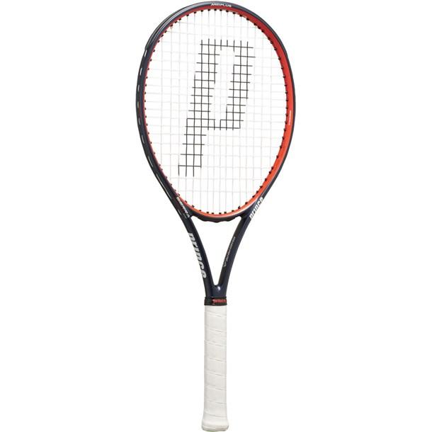 7TJ087 SIERRA 100 NVY/REDprince(プリンス)テニスラケット コウシキ(7tj087)*20