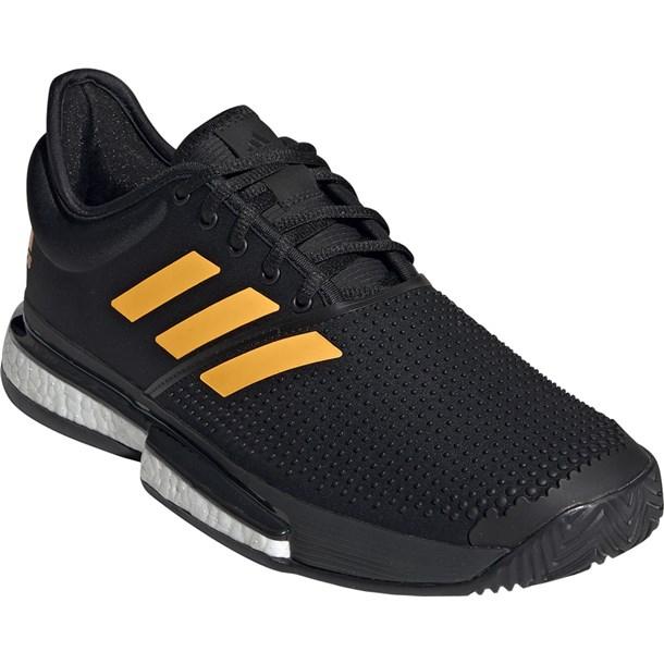 93 SOLECOURTBOOSTM【adidas】アディダステニスオールコートM(ef2069)*20