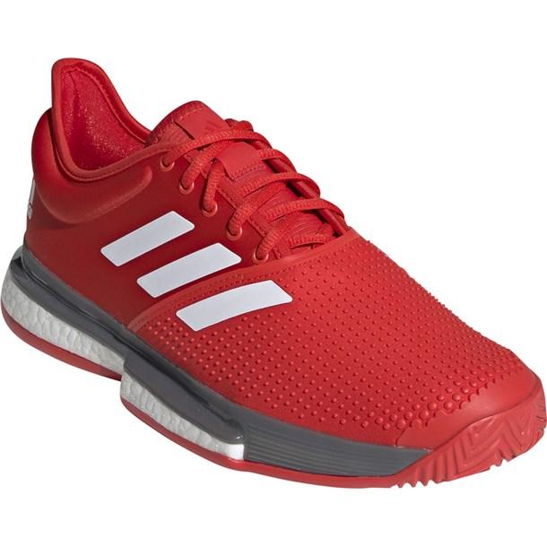93 SOLECOURTBOOSTM【adidas】アディダステニスオールコートM(ef2070)*20