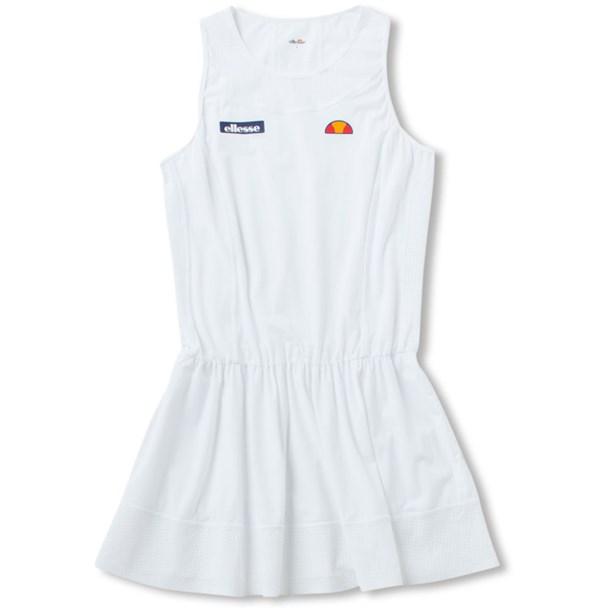 ツアードレス【ellesse】エレッセテニスゲームシャツ W(ew09115-w)*20