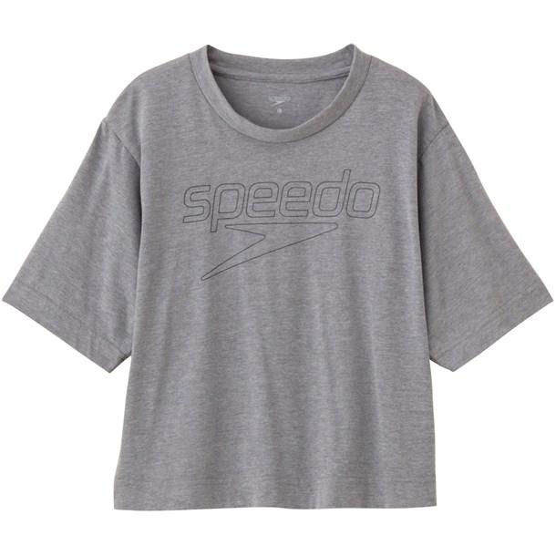 S/S T/C TOP【speedo】スピードスイエイハンソデTシャツ(saw31961-mx)*21