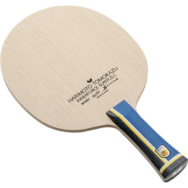 ハリモト インナーフォースSUPER ZLC-FL【butterfly】バタフライタッキュウシェークラケット(37021)*00
