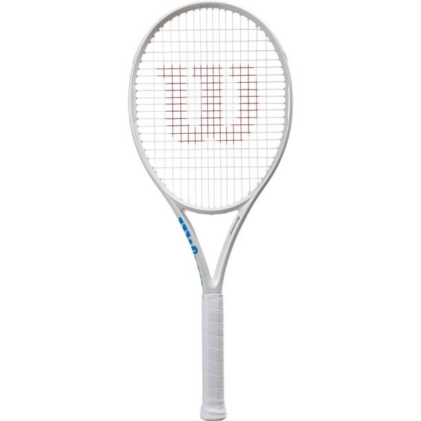 ULTRA 100 CV FRM WH/WH 2【wilson】ウイルソンテニスラケット コウシキ(wr011011s2)*21