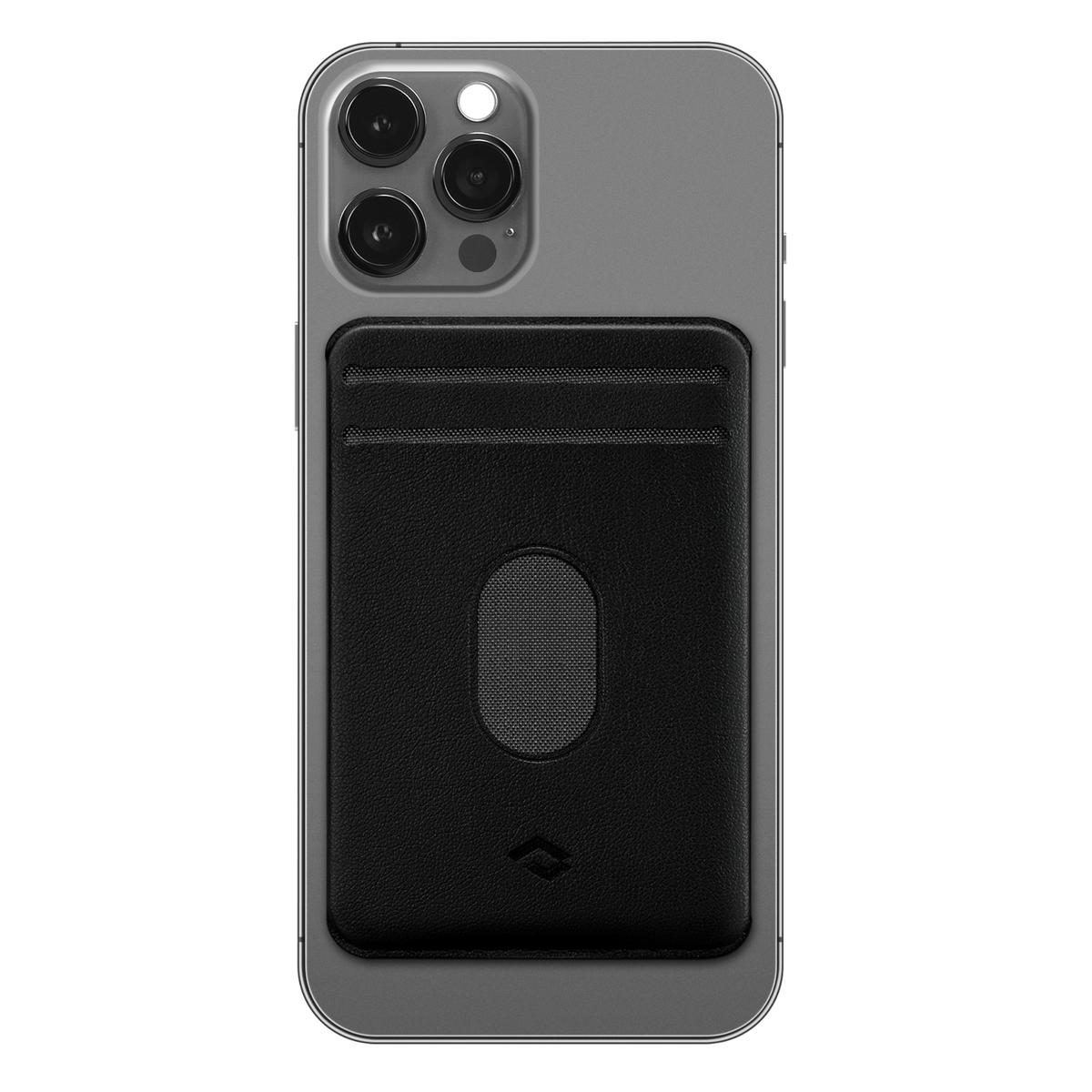 PITAKA 正規品 送料無料 公式 MagSafe対応 カードケース MagEZ 正規取扱店 Card Sleeve 2 PU素材 Case対応 磁気カード対応 iPhone マグネット式 カードホルダー 12シリーズ対応 背面 名刺収納 日本メーカー新品